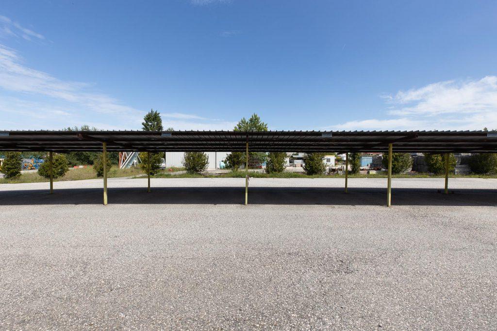 strutture di servizio al cantiere della città dello sport