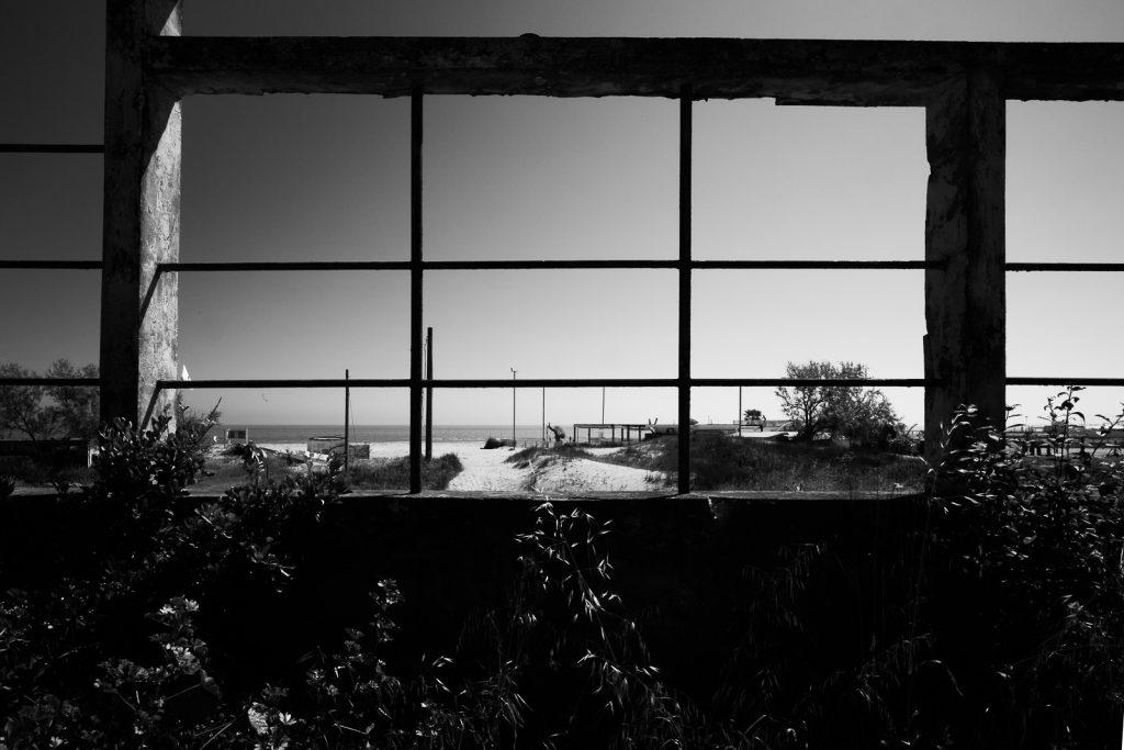 Colonia Reggiana - Riccione (RN) | Dettaglio estetico funzionale recinzione © 2016
