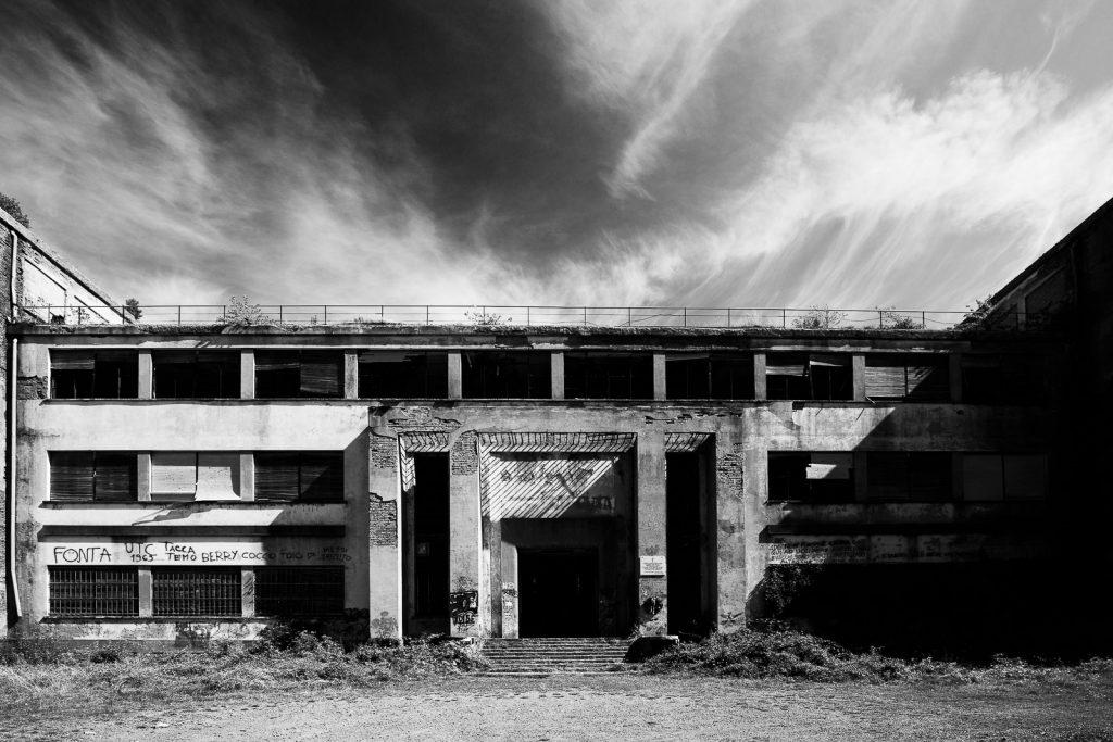 Colonia montana di Rovegno (GE) | Prospetto principale © 2016