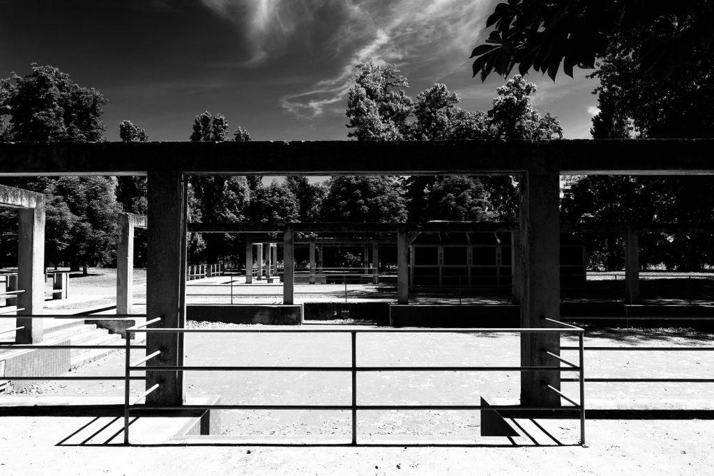 Colonia Roberto Farinacci - Cremona (CR) | Vasche ad uso piscina © 2016