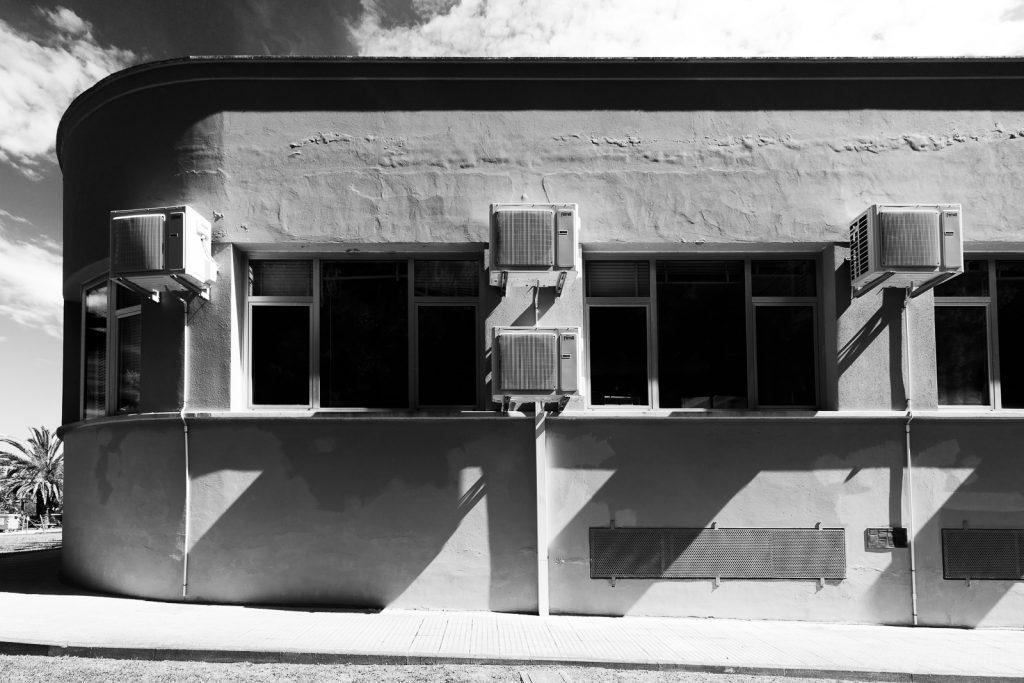 Colonia Principe Umberto - San Benedetto del Tronto (AP) | Dettaglio padiglione laterale © 2016