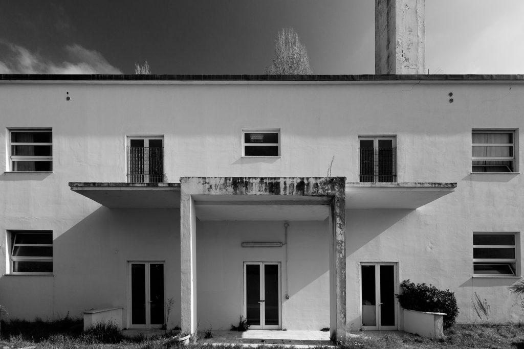 Colonia Torino - Marina di Massa (MS) | Dettaglio edificio secondario © 2017