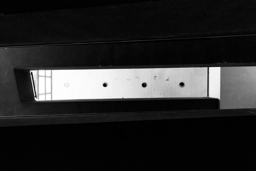 Colonia Principi di Piemonte - Lido di Venezia (VE) | Vano scale edificio principale © 2016