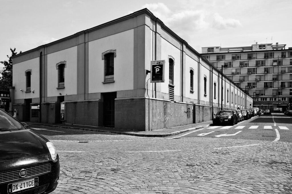 Bologna, via del Rondone (ex manifattura tabacchi) - Fabio Gubellini © 2020
