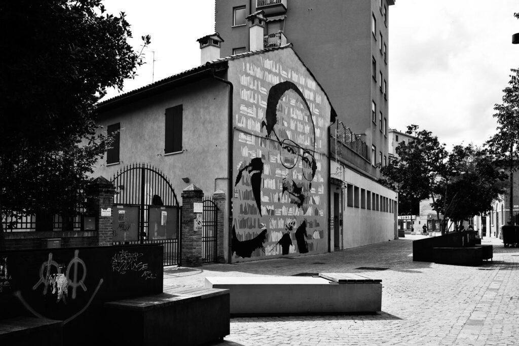 Bologna, vicinanza area ex manifattura tabacchi - Fabio Gubellini © 2020