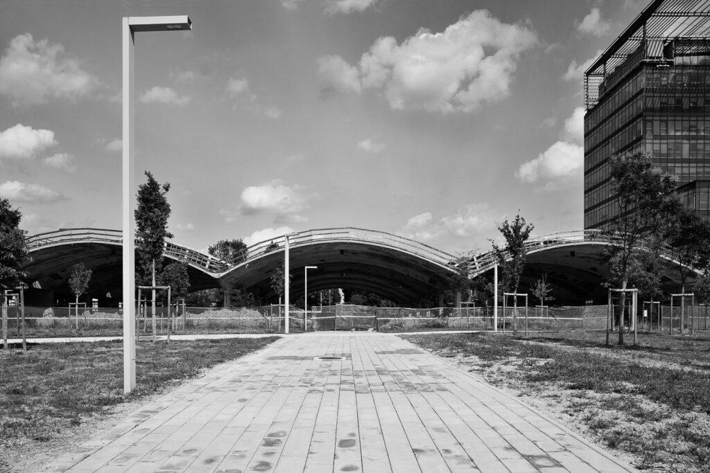 Bologna, tettoia Nervi (ex mercato ortofrutticolo) - Fabio Gubellini © 2020