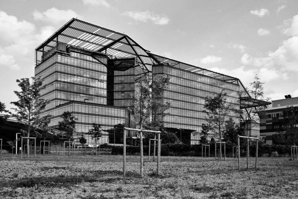 Bologna, area ex mercato ortofrutticolo, quartiere Navile - Fabio Gubellini © 2020