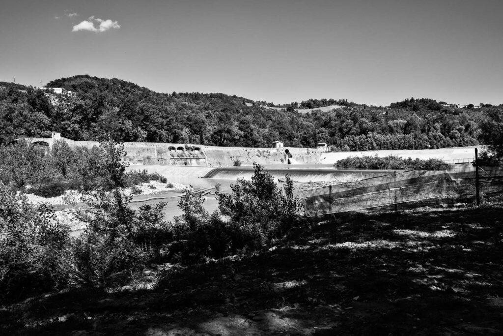 Casalecchio di Reno, lungofiume cittadino - Fabio Gubellini © 2020
