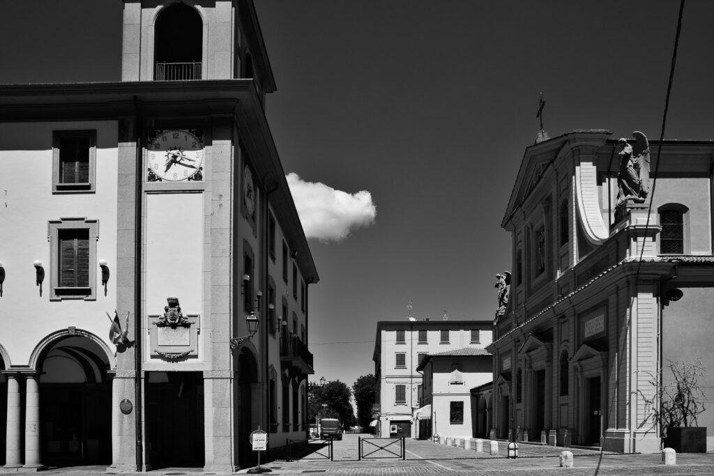 Castelfranco Emilia, via Emilia - Fabio Gubellini © 2020