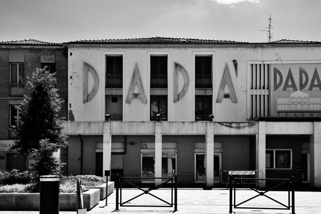 Castelfranco Emilia, teatro Dadà - Fabio Gubellini © 2020