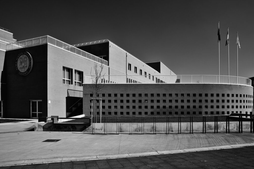 Cesena, Campus Alma Mater (riqualificazione urbana ex zuccherificio) - Fabio Gubellini © 2021
