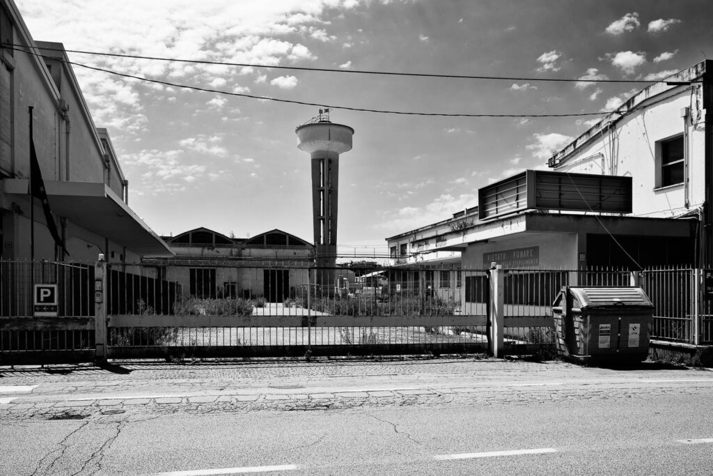 Faenza, ex Sariaf via San Silvestro - Fabio Gubellini © 2020