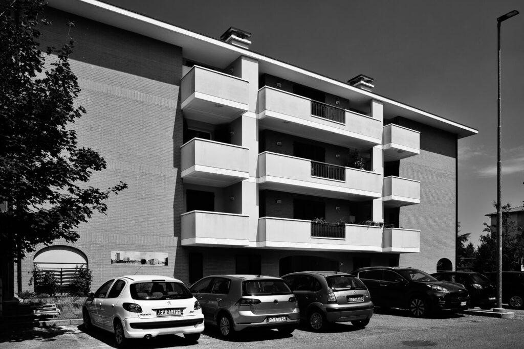 """Faenza, riqualificazione urbana """"ex mangimificio Apida"""" - Fabio Gubellini © 2020"""