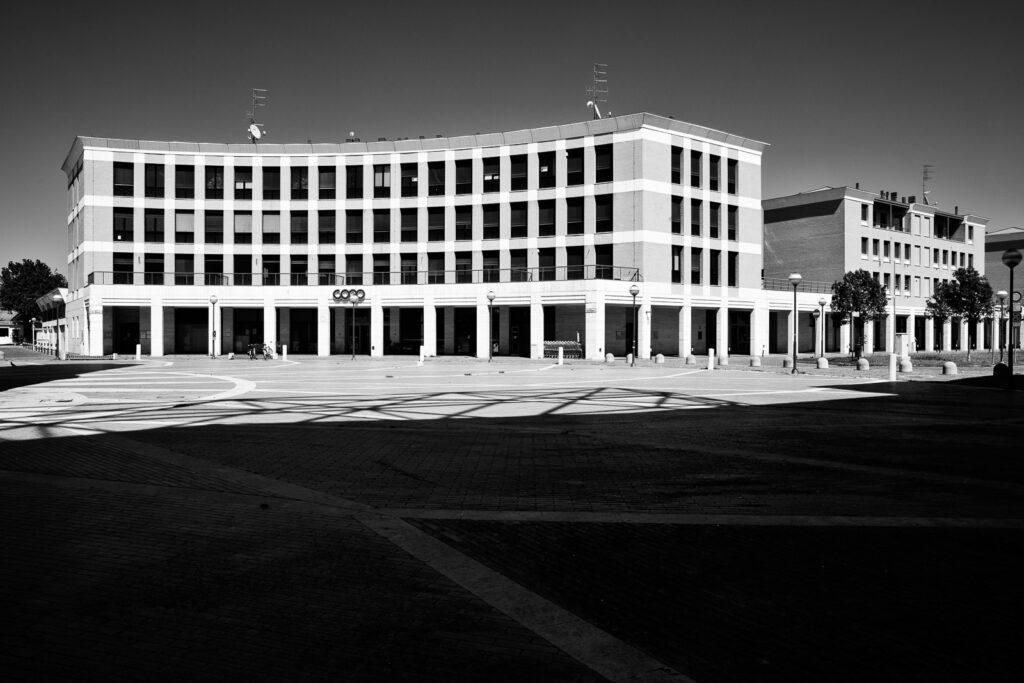 Forlì, riqualificazione urbana i portici (area ex Orsi Mangelli) - Fabio Gubellini © 2020