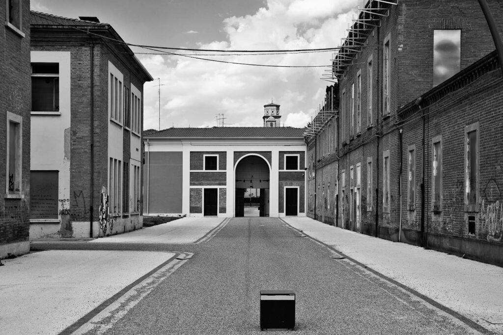 Imola, parco dell'Osservanza (ex ospedale psichiatrico) - Fabio Gubellini © 2020