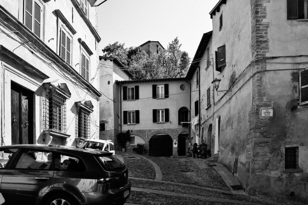 Modigliana, centro storico - Fabio Gubellini © 2020