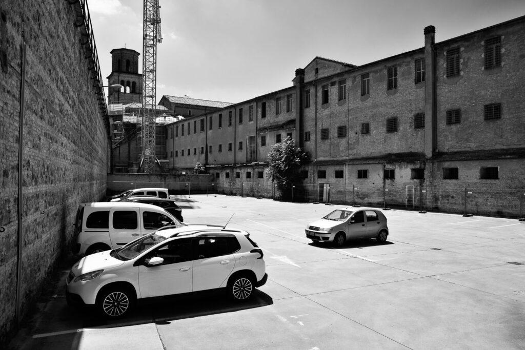 Parma, aule Università degli studi di Parma (ex carcere di San Francesco) - Fabio Gubellini © 2020