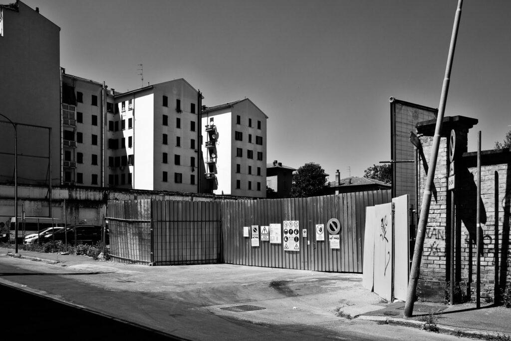 Parma, area ex Manzini - Fabio Gubellini © 2020