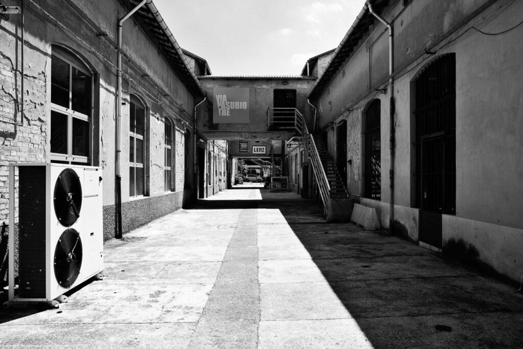Parma, area workout Pasubio - Fabio Gubellini © 2020