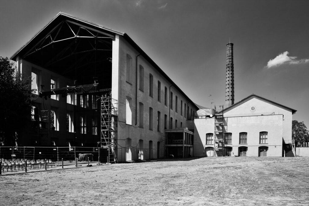 Parma, auditorium Niccolò Paganini (ex zuccherificio Eridania) - Fabio Gubellini © 2020