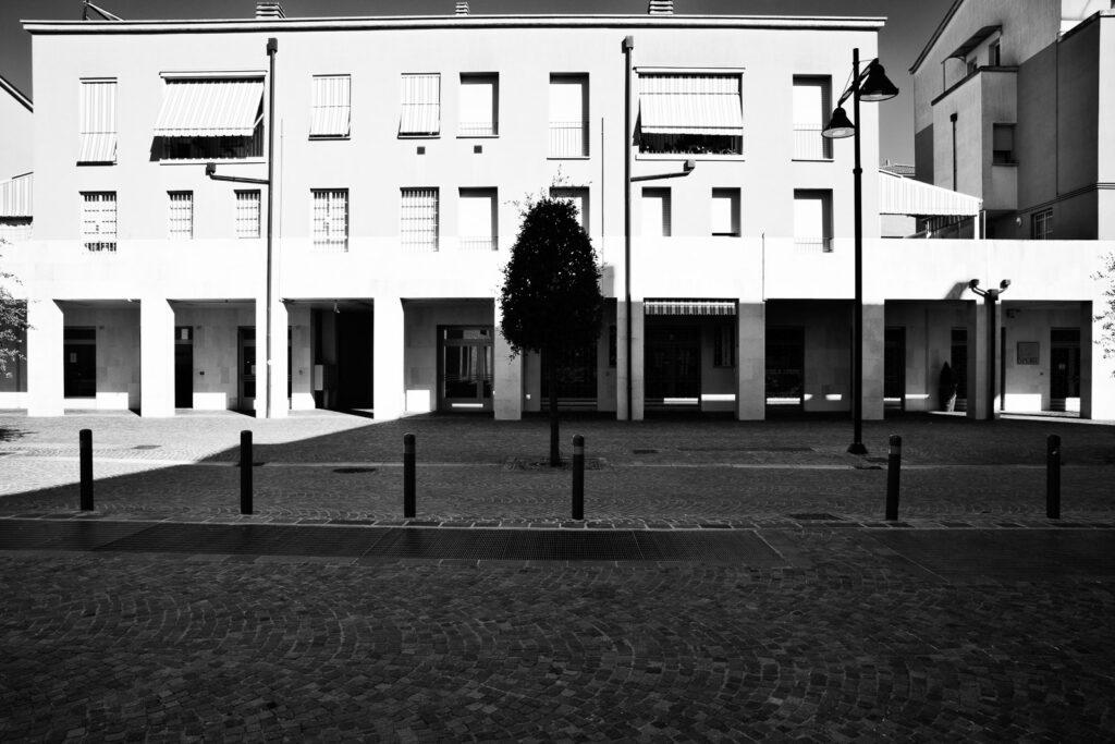 Pianoro, riqualificazione del centro abitato di Pianoro nuovo - Fabio Gubellini © 2020