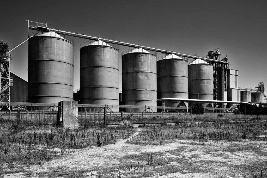 Ravenna, darsena di città (area Cereol) - Fabio Gubellini © 2020