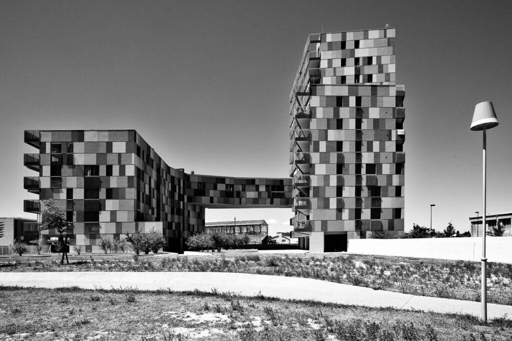 Ravenna, riqualificazione urbana darsena di città (subcomparto 10) - Fabio Gubellini © 2020