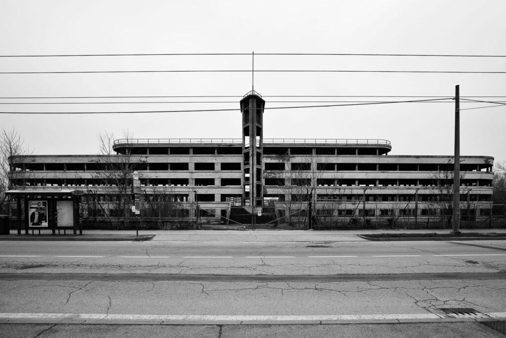 Rimini, ex colonia Novarese a Miramare di Rimini - Fabio Gubellini © 2021