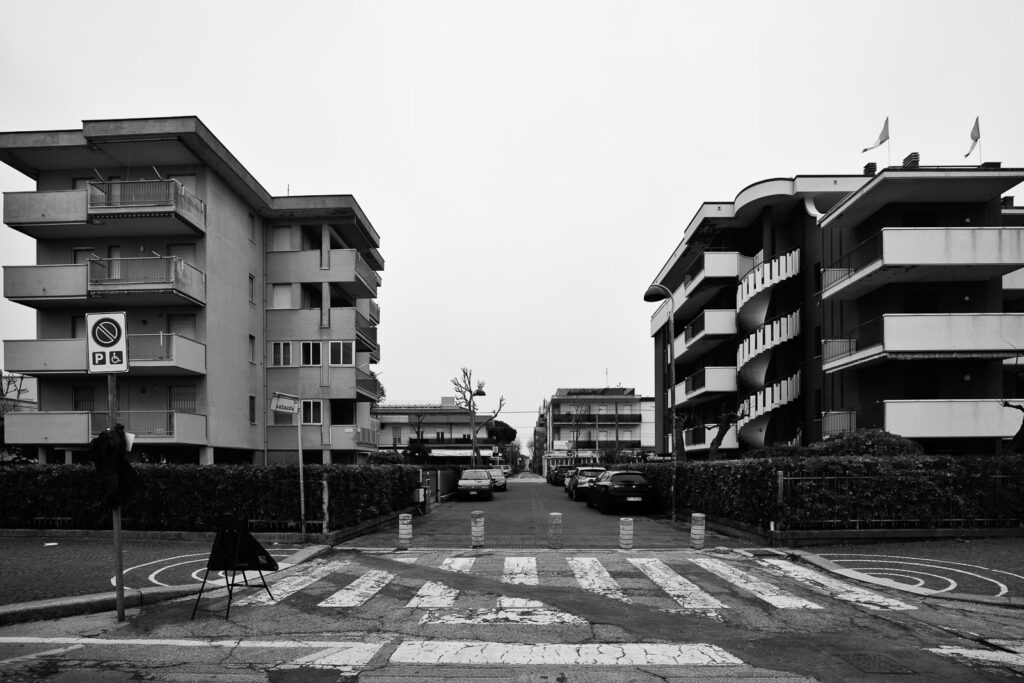 Rimini, lungo mare - Fabio Gubellini © 2021