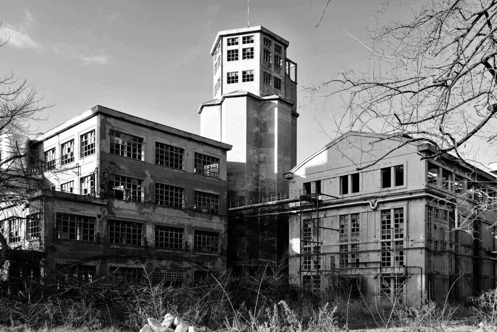 Ferrara, area ex distilleria Eridania - Fabio Gubellini © 2017