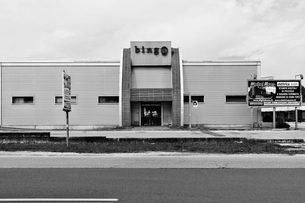 Ferrara, area industriale di via Guglielmo Marconi - Fabio Gubellini © 2021