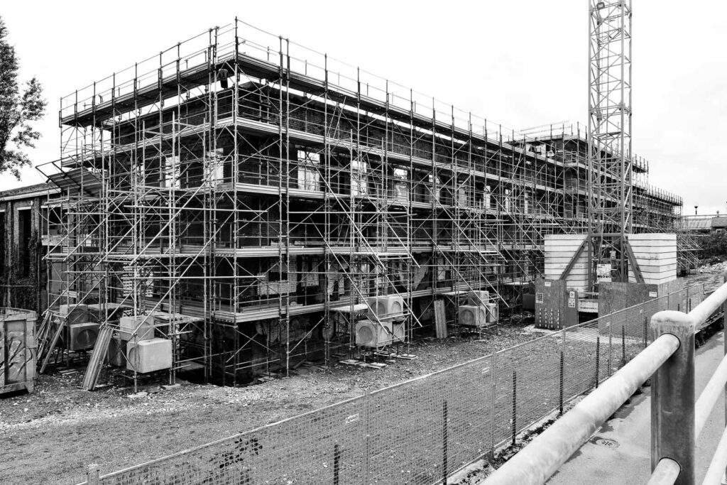 Modena, lavori di riqualificazione area ex fonderie riunite - Fabio Gubellini © 2021