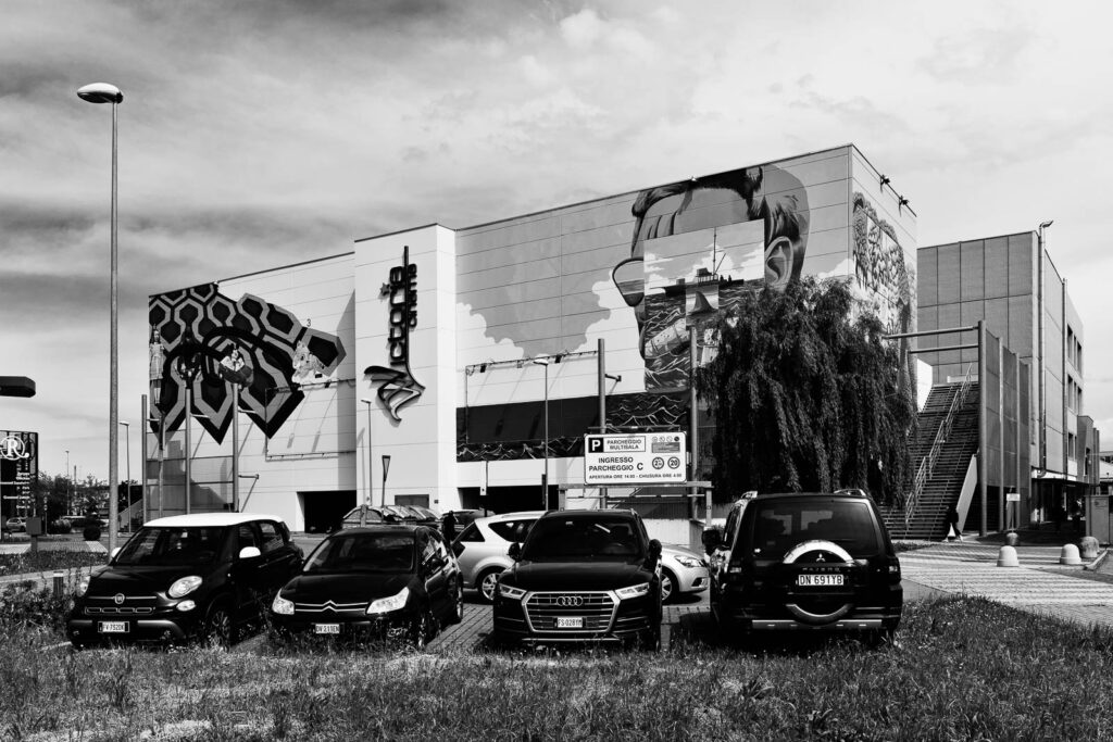 Modena, riqualificazione area ex vinacce - Fabio Gubellini © 2021