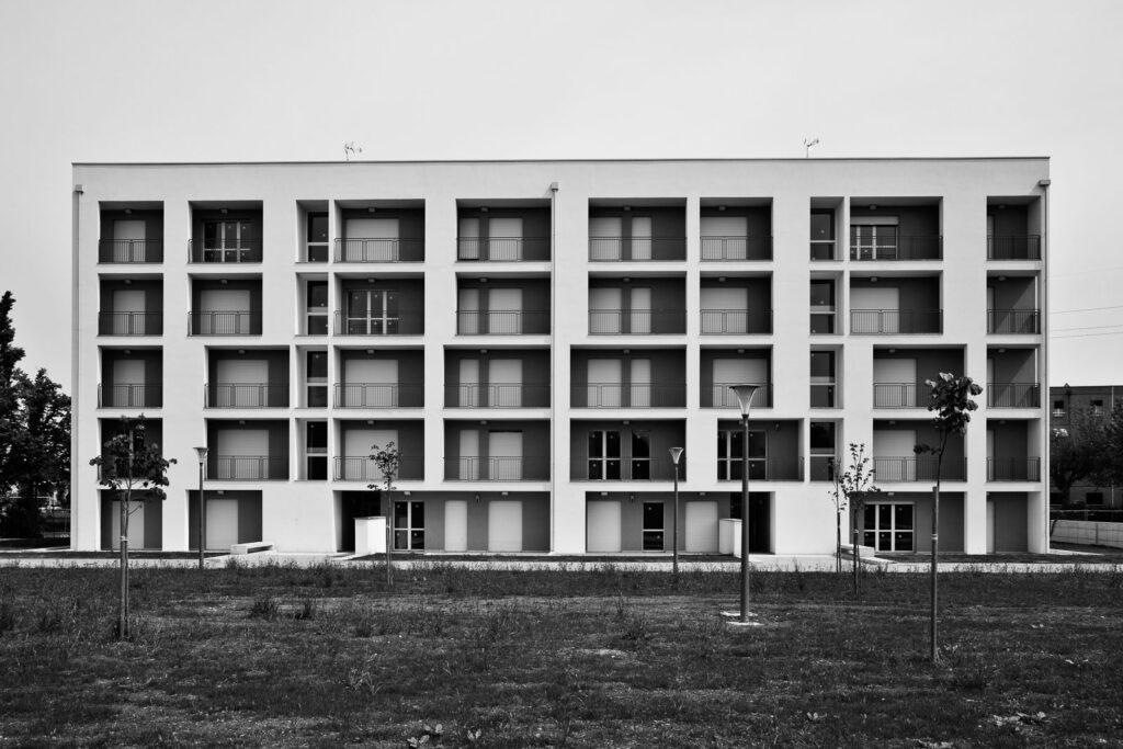 Reggio Emilia, riqualificazione urbana via Compagnoni - Fabio Gubellini © 2021