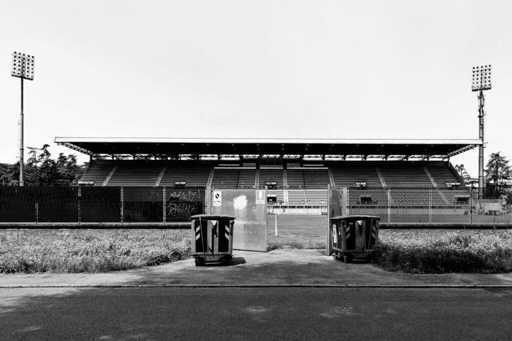 Reggio Emilia, stadio Mirabello - Fabio Gubellini © 2021