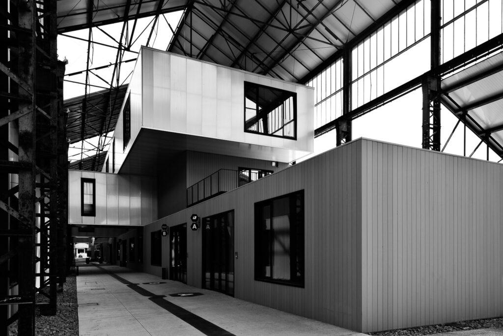 Reggio Emilia, riqualificazione urbana centro Tecnopolo, ex Officine Reggiane - Fabio Gubellini © 2021